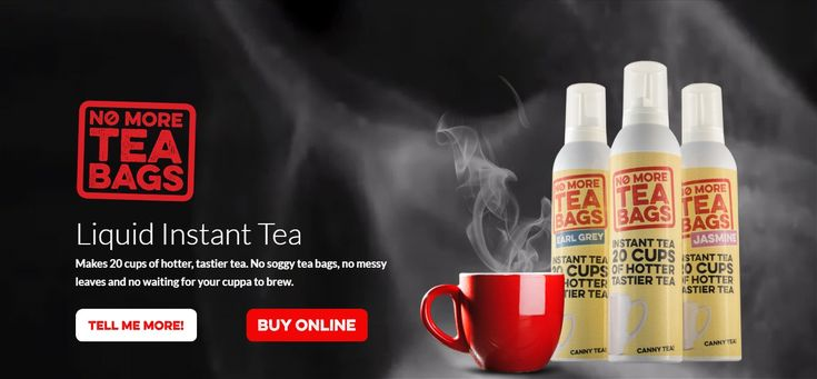 No More Tea Bags is an aerosol concentrated can, with three flavours which allow…