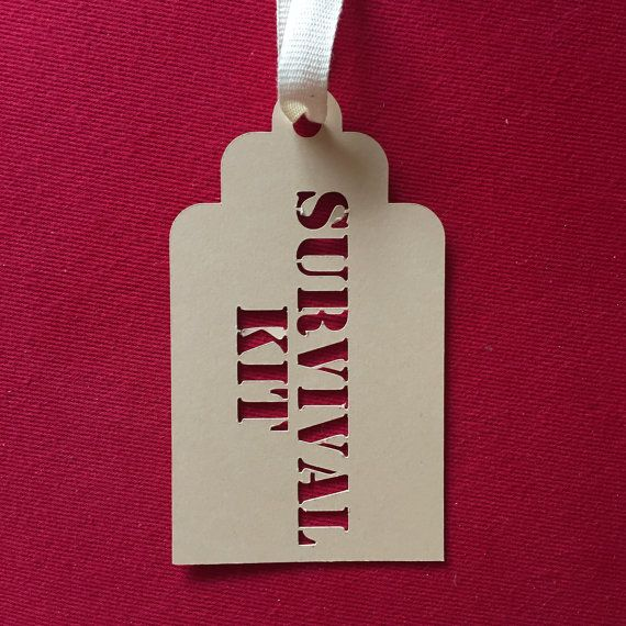 Custom tags / labels for Weddings Gifts by weheartcards on Etsy