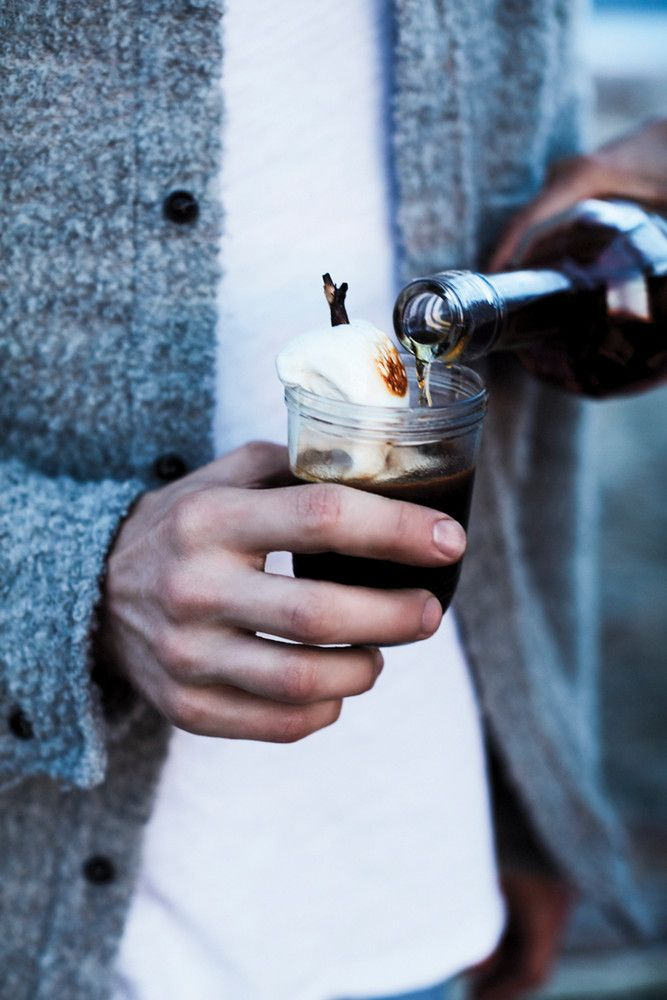 S'more-Style Cocktail