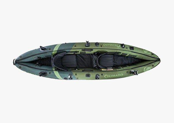 Sevylor Coleman Colorado 2 Person Fishing Kayak Kayak Fishing