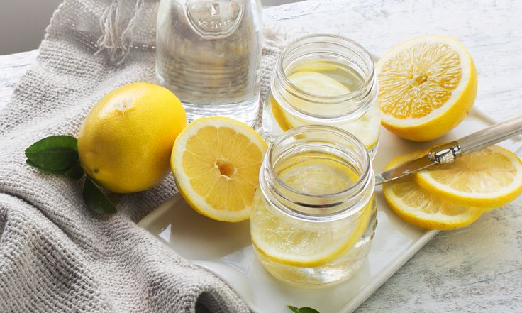 Drinking Water with Lemon in the Morning Is Good for You