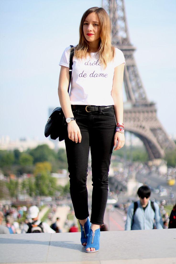 Effeil tower // Paris // Drôle de Dame #fashion #Fashionblogger #outfit #effeiltower #paris