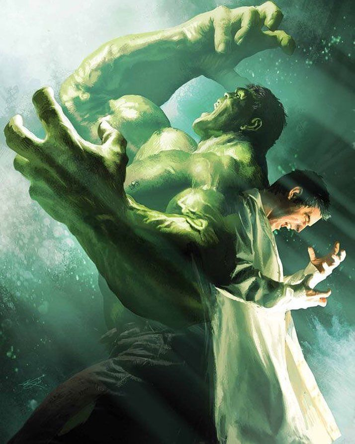 Before anything this was the show I adored! The Incredible Hulk  Que the sad…