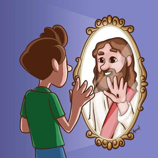 A Sua Imagem Desenho De Deus Frases Cristas Guerreiros De Deus
