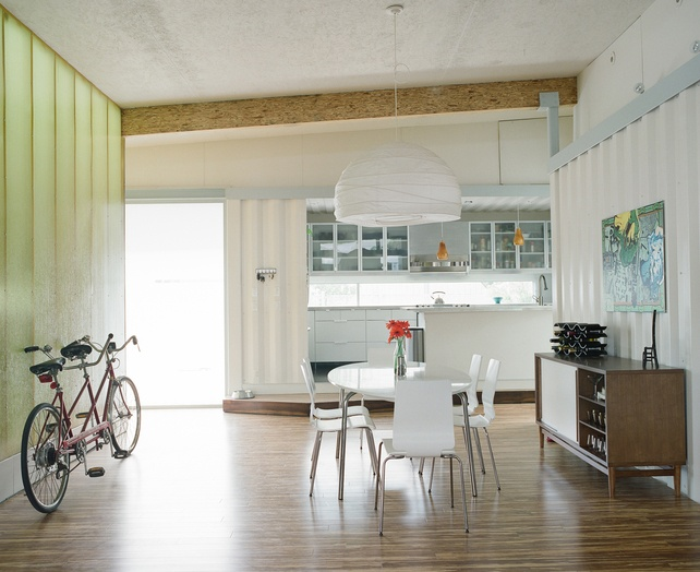 83 best cargo container homes images on Pinterest | Container houses ...