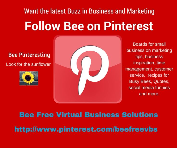 Contact me www.beefreeforbus... to find out if a Pinterest Business Account might suit you. David Cowling from Social Media news.com.au reports that 'Unlike Facebook, this social network is not dominated by Gen Y. We can see a more mature and business savvy audience taking advantage of this photo/pinning social network.' I must add it is a great resource for everything from business to recipes so Personal 'Pinteresting' is fun and addictive too!