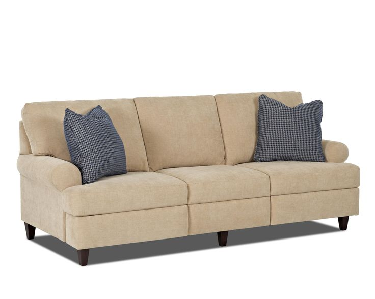 Beth  Reclining Sofa by Trisha Yearwood Home Collection by Klaussner