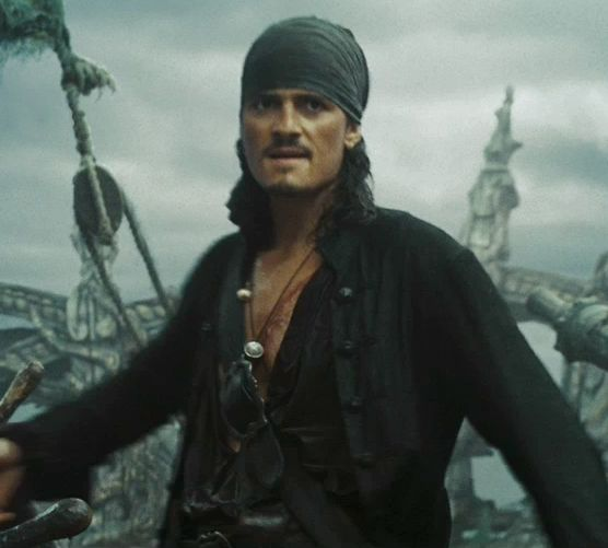 Will Turner; Pirates of the Caribbean