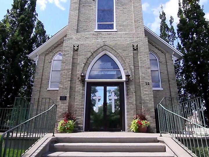 St Peter's Evangelical Lutheran Church, Zurich Ontario