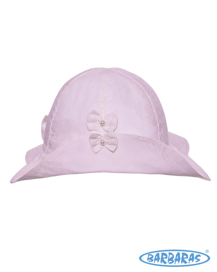 Summer hat for Baby Girl #barbaras #hat