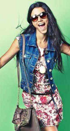 piazza-italia-gilet-jeans  #piazzaitalia #clothes #abbigliamento #abbigliamentodonna #womenswear #springsummer #primaveraestate #springsummer2014 #primaveraestate2014 #moda2014 #abiti