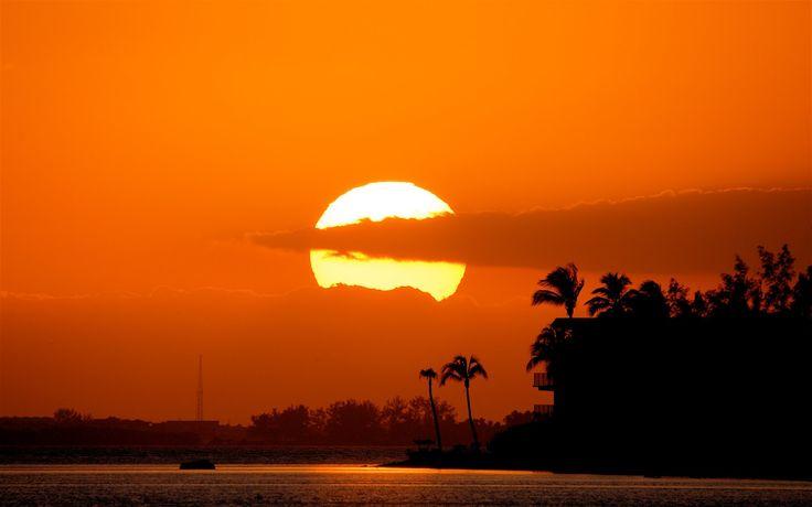 fotos de amaneceres romanticas | Fotos de Paisajes de Atardeceres en Playas