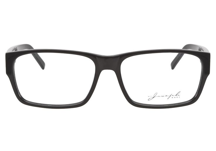 Joseph Marc 4080 Black | It's Your Lucky Day! Love this frame? Re-pin it for your chance to win it!