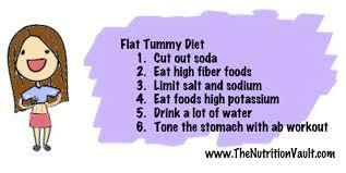 Flat Stomach Foods #Food #Drink #Trusper #Tip