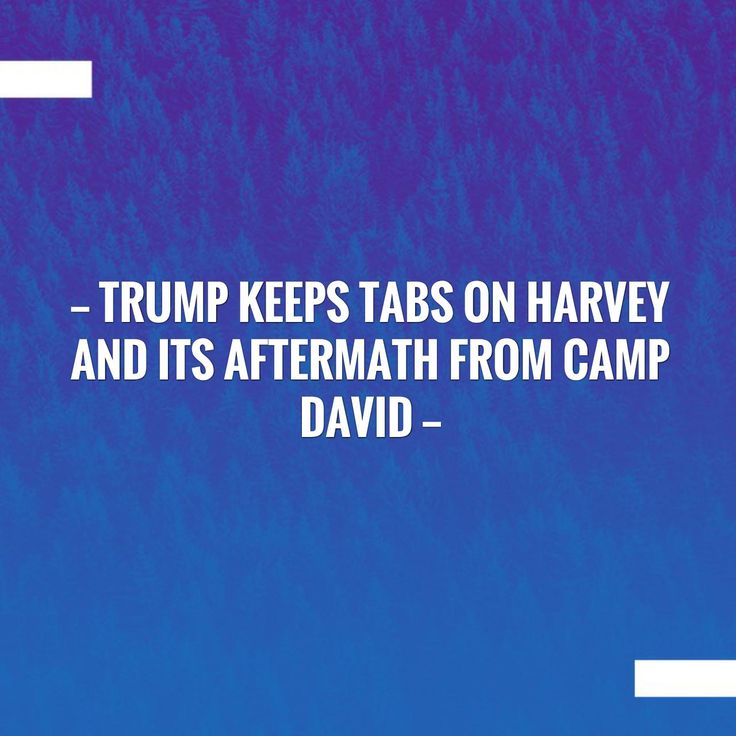 Just in: Trump keeps tabs on Harvey and its aftermath from Camp David http://presyousideas.com/trump-keeps-tabs-on-harvey-and-its-aftermath-from-camp-david?utm_campaign=crowdfire&utm_content=crowdfire&utm_medium=social&utm_source=pinterest