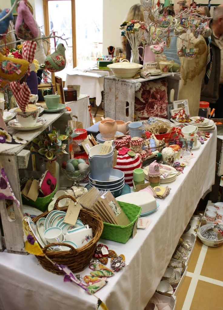 631 best images about Antique booth and market ideas on ...