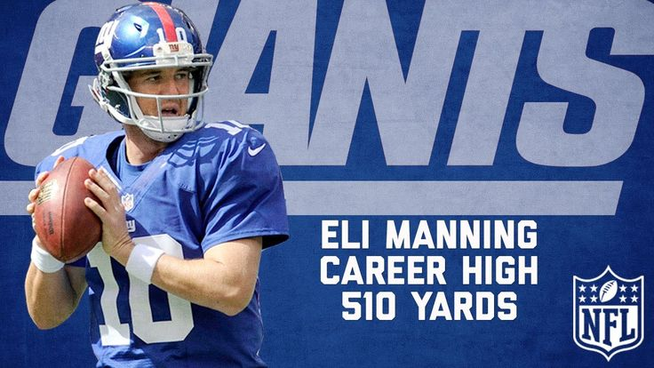 Eli Manning Highlights from Career-High 510-Yard Game | Buccaneers vs. Giants (2012) | NFL Highlights from Eli Manning's career-high 510-yard game vs. the Buccaneers in September of 2012. Subscribe to NFL: http://j.mp/1L0bVBu Start your free trial of NFL Game Pass: http://ift.tt/2cOxFg8 Sign up for Fantasy Football! http://ift.tt/OD7jtM The NFL YouTube channel is your home for immediate in-game highlights from your favorite teams and players full NFL games behind the scenes access and more…