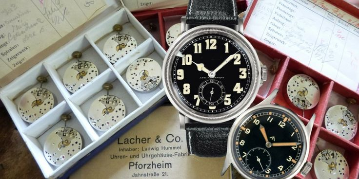 TNT - H1 - PILOT VERSION WITH LACO MECHANISM FROM 1944 - STRONG LIMITED !!!
