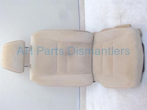 Used 2007 Honda Civic Front driver SEAT, TAN, no airbag  81531-SNA-A22ZB 81531SNAA22ZB. Purchase from https://ahparts.com/buy-used/2007-Honda-Civic-Front-driver-SEAT-TAN-no-airbag-81531-SNA-A22ZB-81531SNAA22ZB/86712-1?utm_source=pinterest