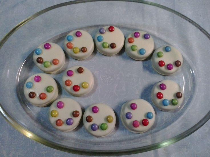art pallets sweets