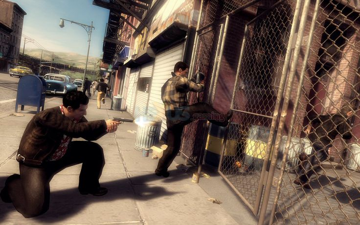 Mafia II screenshot #games