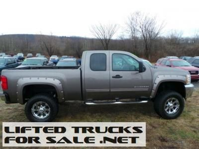 2012 chevrolet silverado 1500 lt extended cab 4wd lifted truck lifted chevy trucks for sale. Black Bedroom Furniture Sets. Home Design Ideas