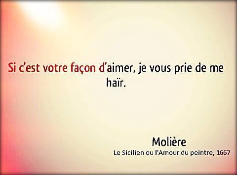 Molière - 13 Citations