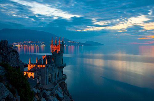 Ласточкино гнездо / Swallow's Nest Castle - Crimean Peninsula