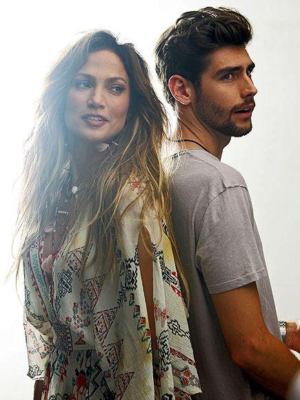 Jennifer Lopez, Alvaro Soler Shoot 'El Mismo Sol' Music Videoin Brooklyn : People.com