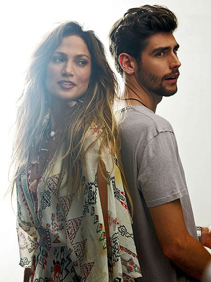 Jennifer Lopez, Alvaro Soler Shoot 'El Mismo Sol' Music Videoin Brooklyn : People.com