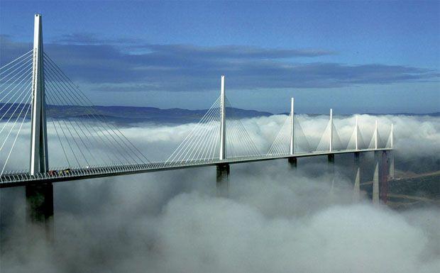 A világ legmagasabb közúti hídja