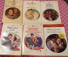 Lot of 19 Harlequin Novels (Paperbacks), Presents, Heartwarming & Historical