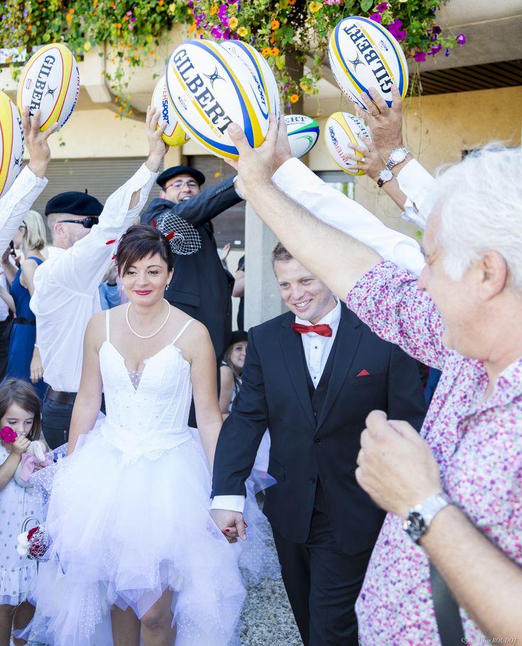 Mariage Rugby  #mariage www.cigmiephotos.com