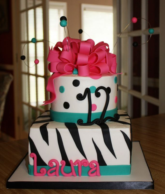 Walmart Cakes For Kids Birthday Zebra Birthday Cakes For