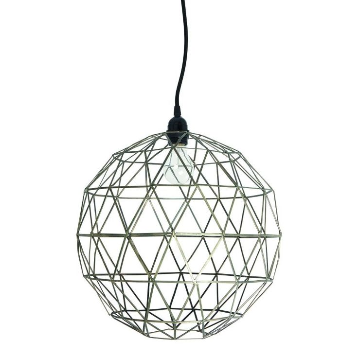 Boll lampskärm från House Doctor – Köp online på Rum21.se