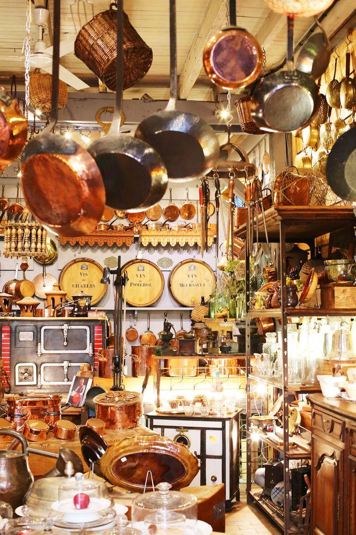 The Paris Flea Market (The Glamourai)