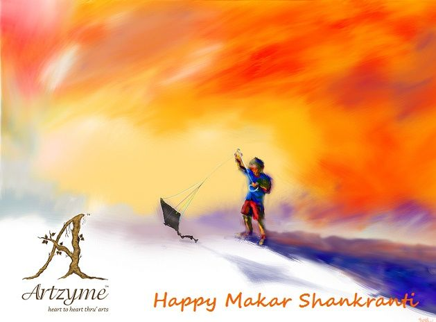 #Artzyme.com wishes you Happy #Shankranti