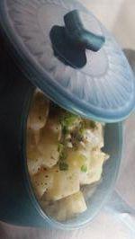Double Thick Potato Cheese Soup