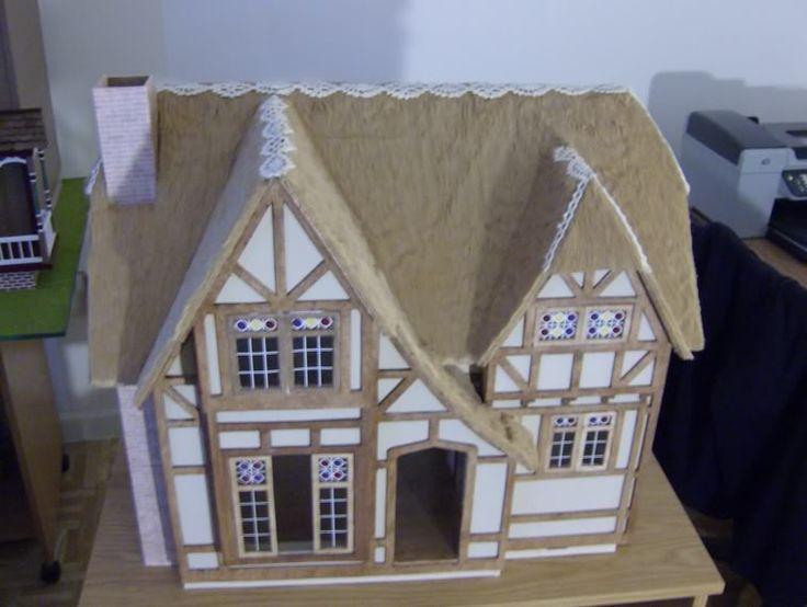 179 Best The Glencroft Dollhouse Artisans Images On