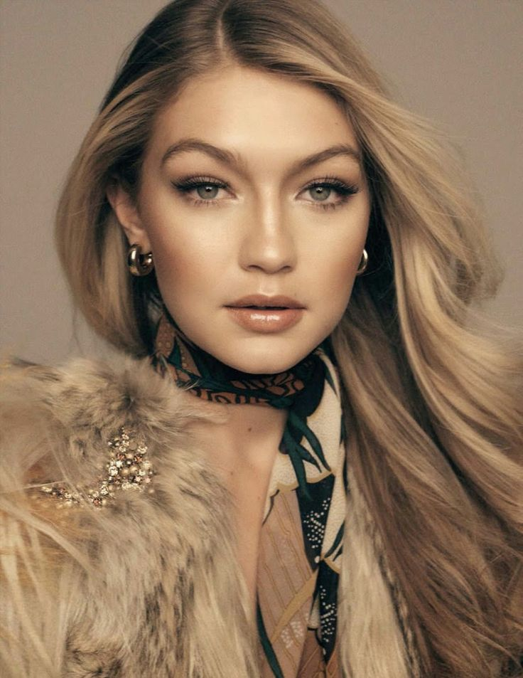 Gigi Hadid for Vogue Spain March 2015