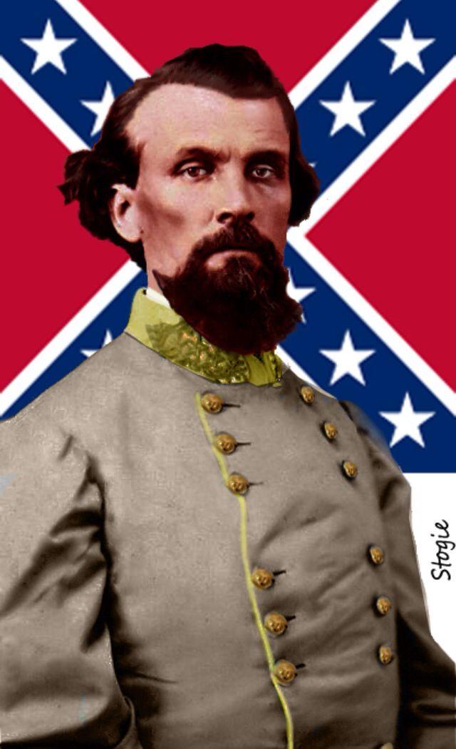 Confederate General Nathan Bedford Forrest | Confederate ... Beauregard S