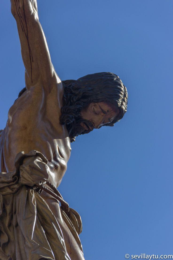 Martes Santo. Santísimo Cristo de la Buena Muerte, Hermandad de Los Estudiantes.