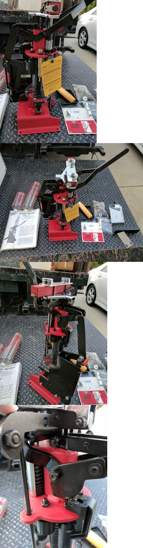 Presses and Accessories 71120: Mec 9000G 20Ga Shotshell Reloader Press New Old Box -> BUY IT NOW ONLY: $550 on eBay!