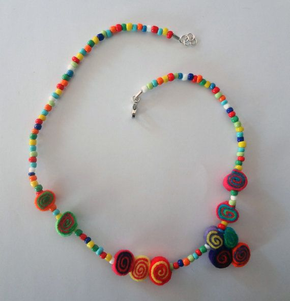 The Candy Necklace by fauxvijoux on Etsy, €13.30