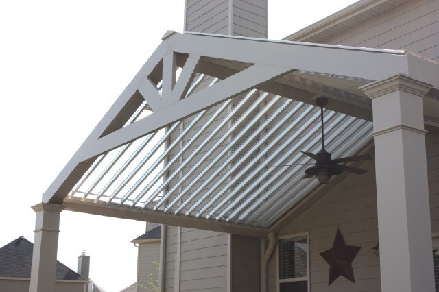 12 Best Images About Louvered Roofs On Pinterest Cover