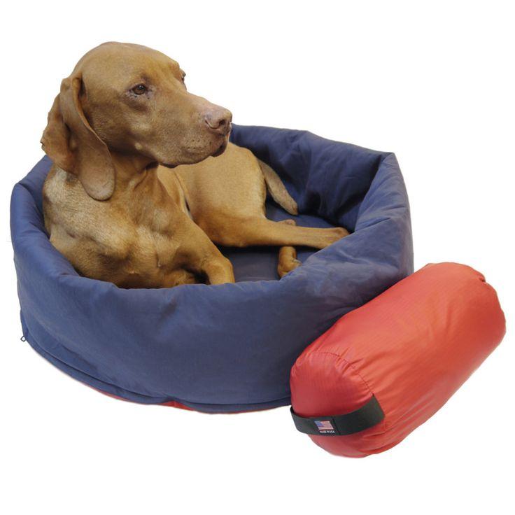 NobleCamper Dog Bed and Sleeping Bag