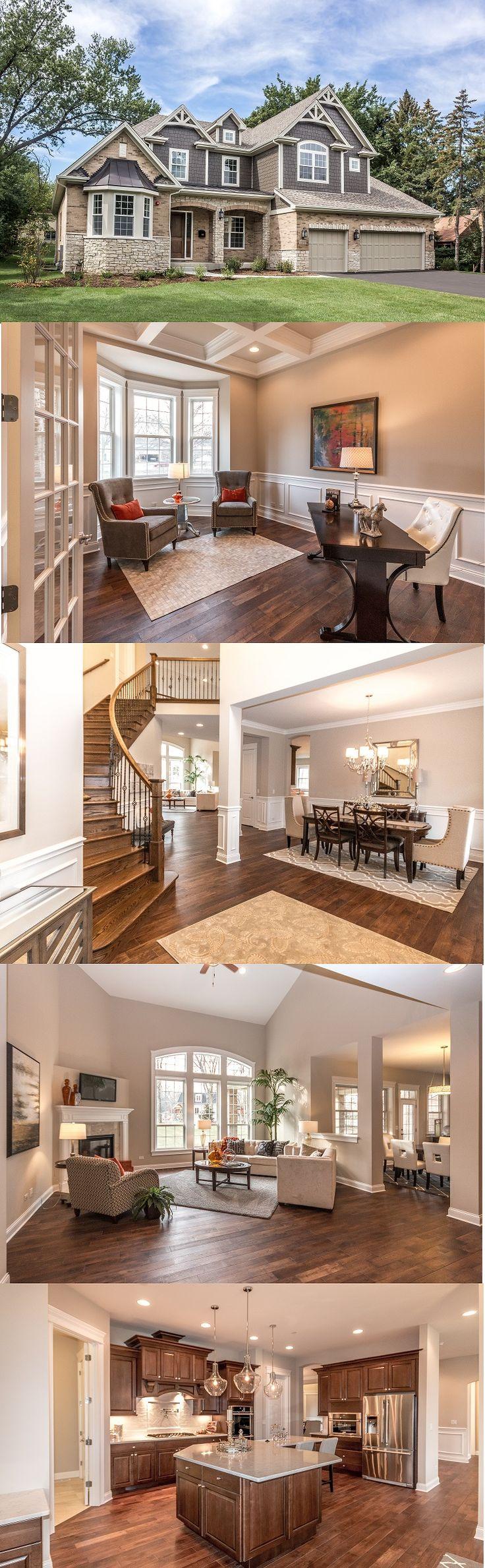 Luxurious Home Design in Glen Ellyn, IL.