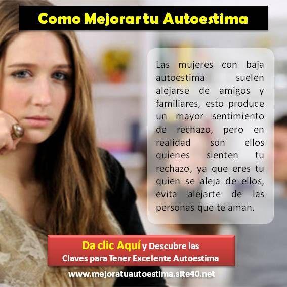 Aumentar la autoestima mujeres, como subir la autoestima mujer, como elevar la autoestima en la mujer: http://subirlaautoestima.blogspot.com/