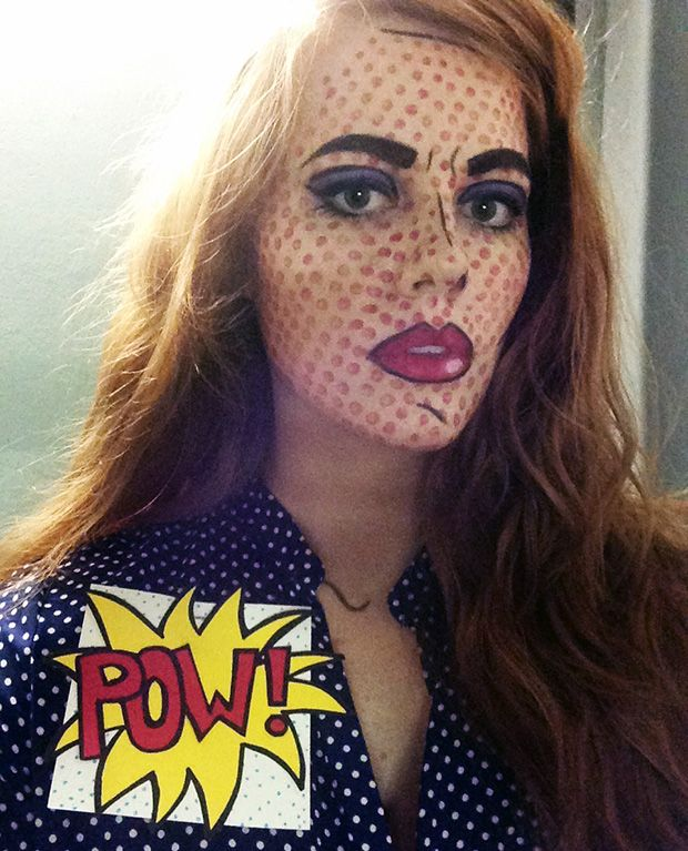 180 best Halloween Ideas images on Pinterest | Costumes, Pop art ...