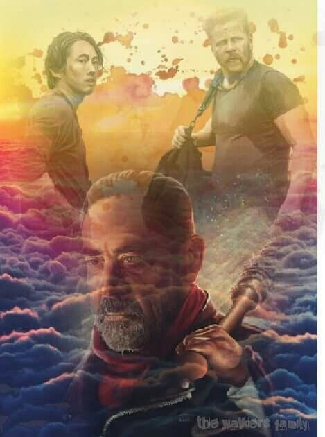 They will both be missed. I'm not happy over the demise of them. I love Jeffery Dean Morgan but, this character he is playing is very unbecoming of hos nature. Then again, a bad ass is what he is and does best!